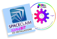 SpaceClaim CD