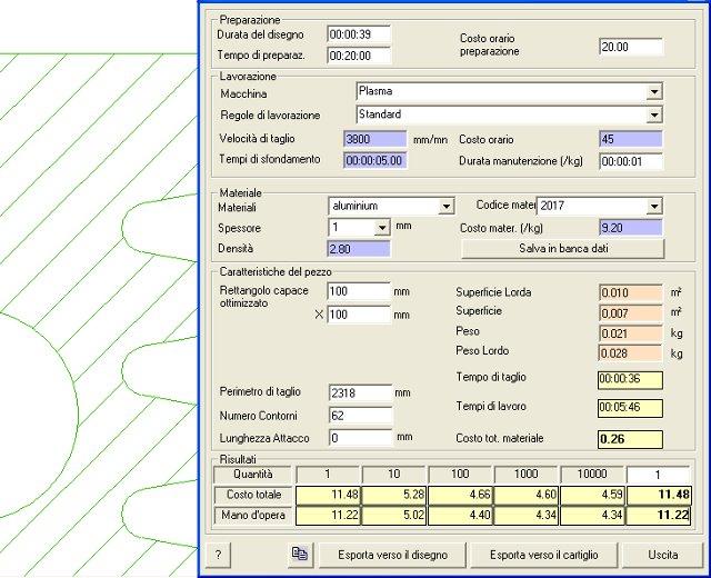 Overcam software lamiera programmi cad 2d 3d per for Programmi progettazione 3d